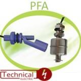 فلوتر سوئیچ کنترل سطح LEVEL SENSOR PFA3125Ex
