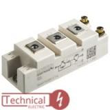 آی جی بی تی دوبل 150 آمپر SKM150GB12T4 IGBT سمیکرون