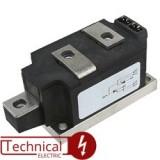 دوبل تریستور 300 آمپر 1600 ولت IXYS MCC312-16IO1 آی ایکس وای اس