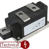 دوبل تریستور 255 آمپر 1600 ولت ای ایکس وای اس IXYS MCC255-16IO1