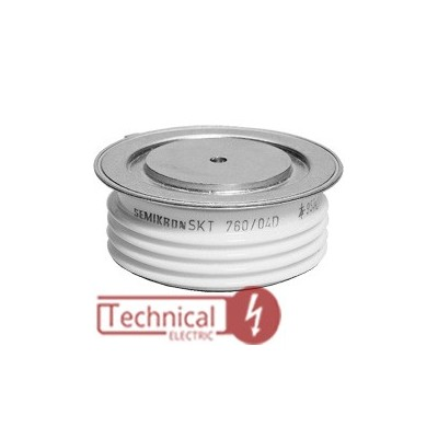 تریستور دیسکی 4890 آمپر Techsem چین Y100KKG