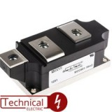 دوبل تریستور 250 آمپر IXYS MCC250-16IO1