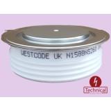 تریستور دیسکی 1588 آمپر وستکد N1588NS260 WESTCODE