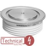 تریستور دیسکی 551 آمپر سمیکرون آلمان SKT551/16 SEMIKRON