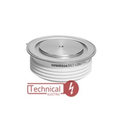 تریستور دیسکی 1200 آمپر سمیکرون آلمان SKT1200/16