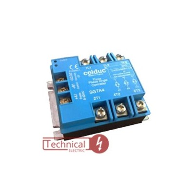 رله الکترونیکی سه فاز SGT962360E