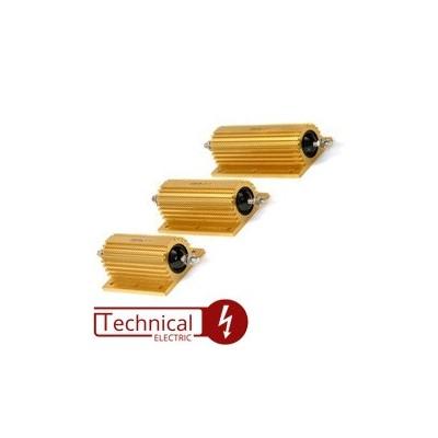 انواع مقاومت 50 وات انگلیس HS50 ARCOL U.K