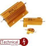 انواع مقاومت 150 وات انگلیس HS150 ARCOL U.K