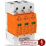 سرج ارستر OBO 5093623 مدل V25-B+C3PH600