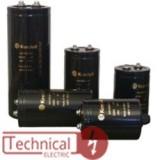 خازن 2200 میکرو فاراد 250 ولت DC ایتالیا KENDEIL کندیل