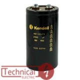 خازن 6800 میکرو فاراد 350 ولت DC ایتالیا KENDEIL کندیل